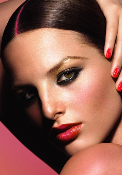 Givenchy Spring 2009 Makeup & Beauty Collection