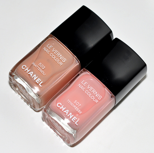 Chanel Les Impressions de Chanel Collection