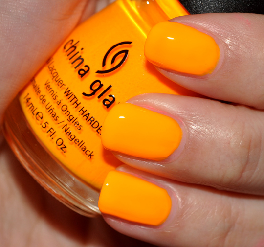 China Glaze Poolside Collection