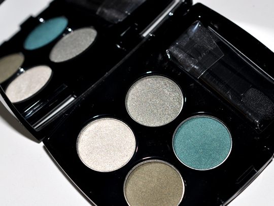 Lancome Pop 'n Green Palette