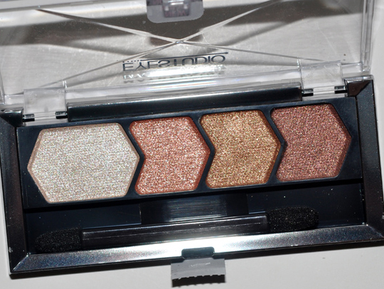 Maybelline Eye Studio Copper Chic Eyeshadow Quad