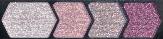 Maybelline Legendary Lilac Eyeshadow Quad