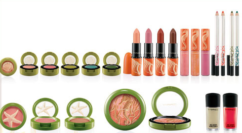 MAC To the Beach Collection
