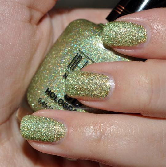 Milani Hi-Tech Holographic Nail Lacquer