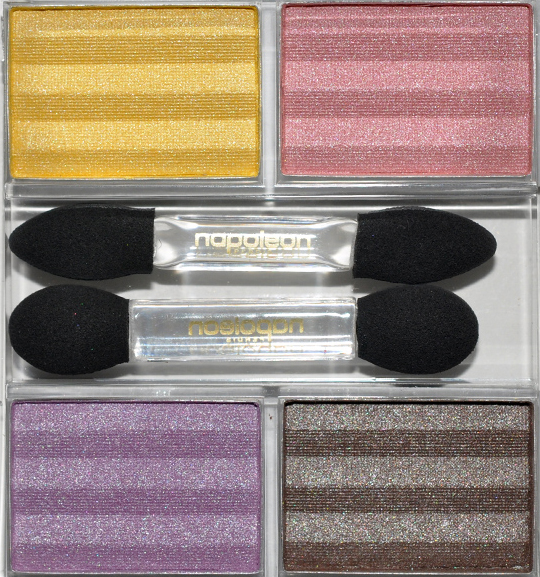 Napoleon Perdis Air Prismatic Eyeshadow Quad