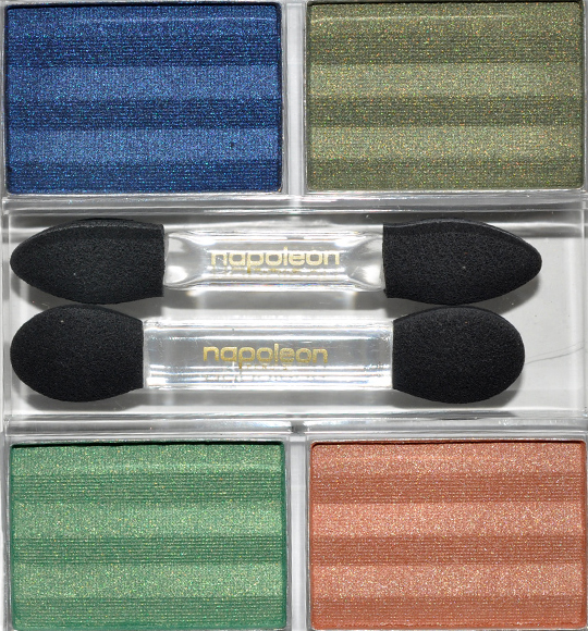 Napoleon Perdis Earth Prismatic Eyeshadow Quad