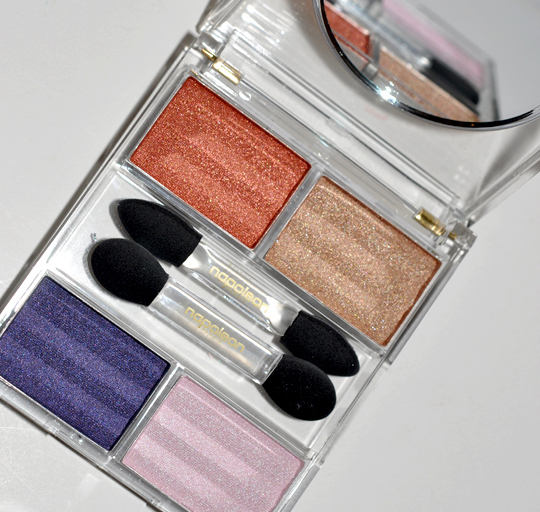 Napoleon Perdis Fire Prismatic Eyeshadow Quad