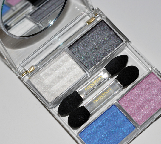 Napoleon Perdis Water Prismatic Eyeshadow Quad