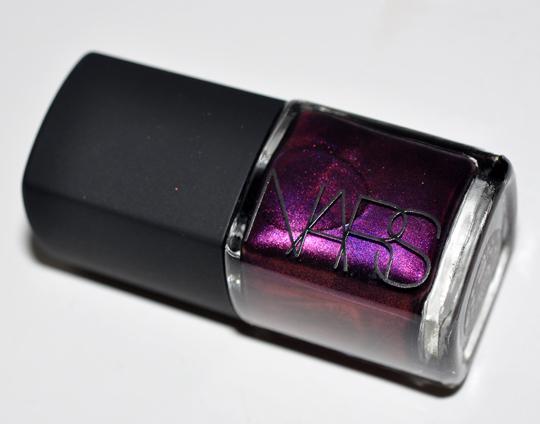 NARS Purple Rain Nail Lacquer