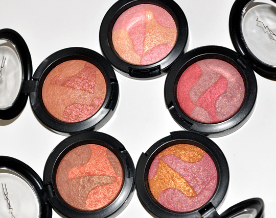 MAC Too Fabulous Collection