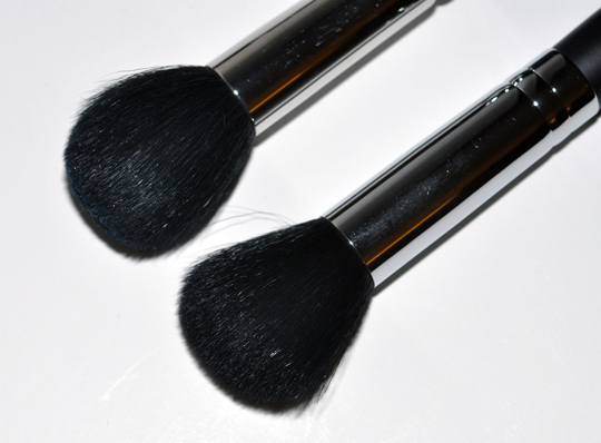 bobbi brown blush brush dupe. mac 109 brush / sigma makeup ss109 bobbi brown blush dupe