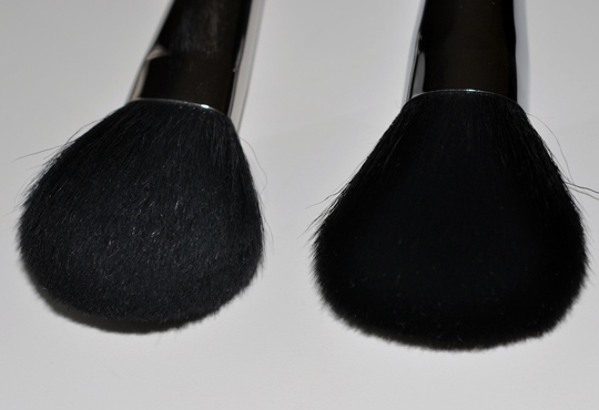 Sigma Makeup Brushes Vs Mac Brushes Comparison With Photos