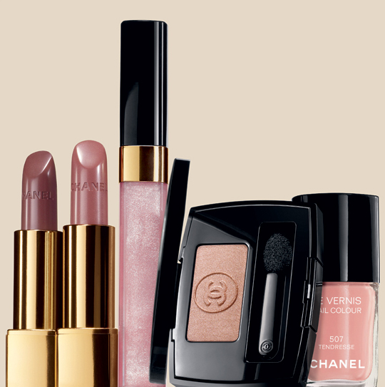 Chanel Les Impressions de Chanel Collection for Spring 2010