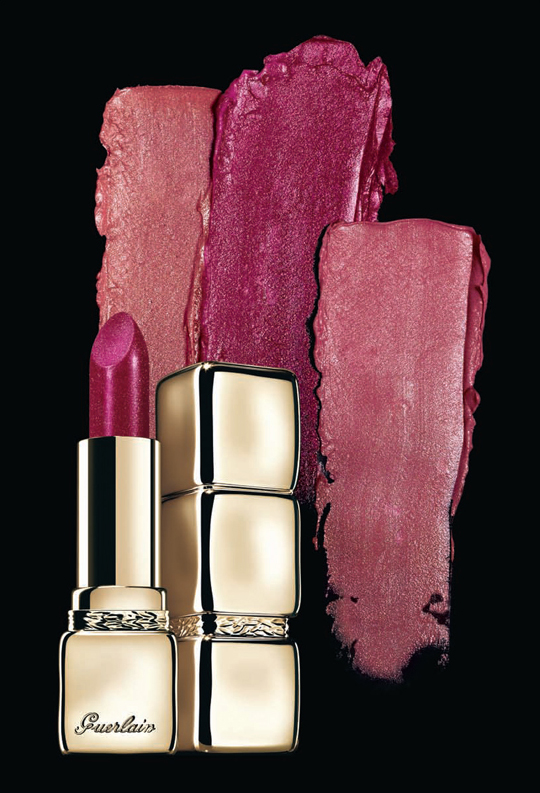 Guerlain KissKiss Strass Collection for Spring 2010
