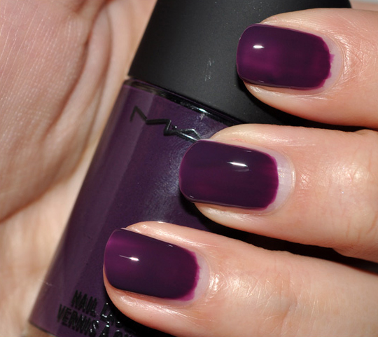 Mac Spring Colour Forecast Nail Lacquers Reviews Photos Swatches
