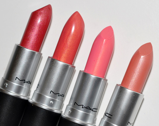 MAC Cosmetics Spring Colour Forecast