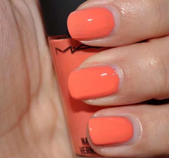 MAC Cosmetics Spring Colour Forecast