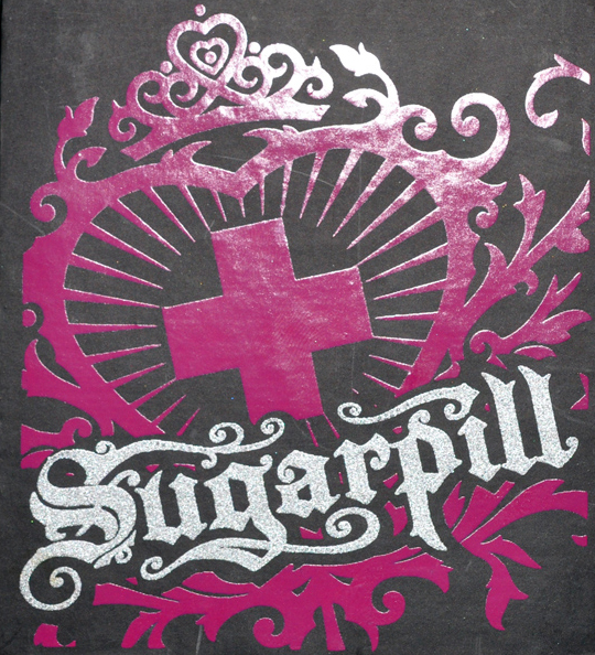 Sugarpill Eyeshadow Quad