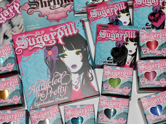 Sugarpill Chromalust