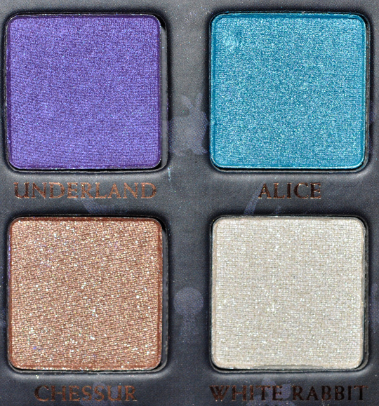 Urban Decay Alice in Wonderland Eyeshadow Palette
