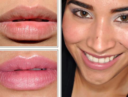 Bobbi Brown Lilac Rich Lip Color Lipstick Review Photos