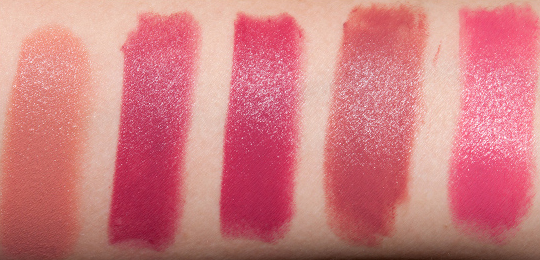 Bobbi Brown Rich Lip Color Lipstick Review Photos