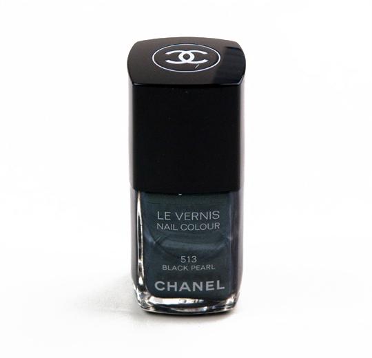 Chanel Black Pearl Le Vernis