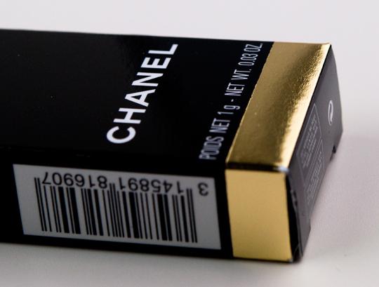 Chanel Gris Scintillant Le Crayon Yeux