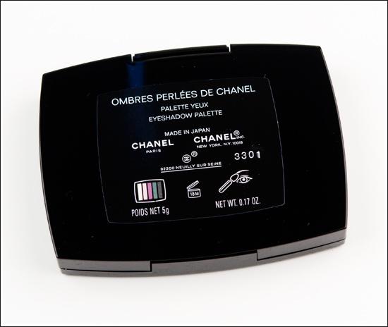 Chanel Ombres Perlees de Chanel Eyeshadow Palette