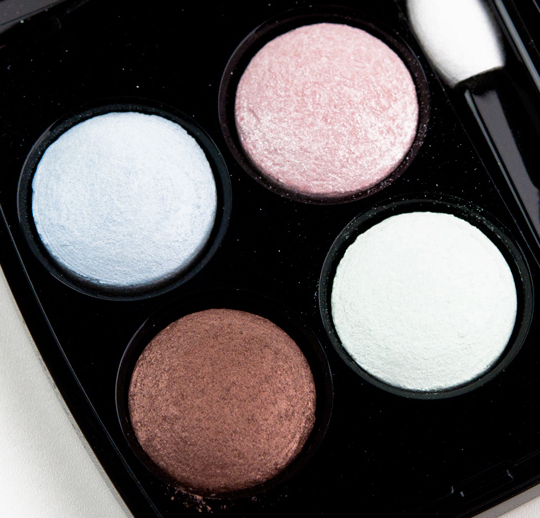 Chanel Promesse Eyeshadow Quad