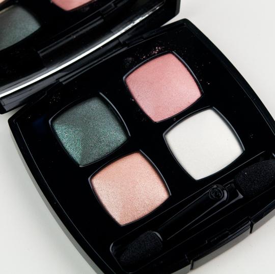 Chanel Regard Perle Eyeshadow Quad