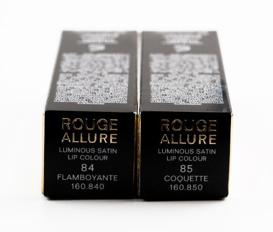 Chanel Coquette Rouge Allure Lipstick