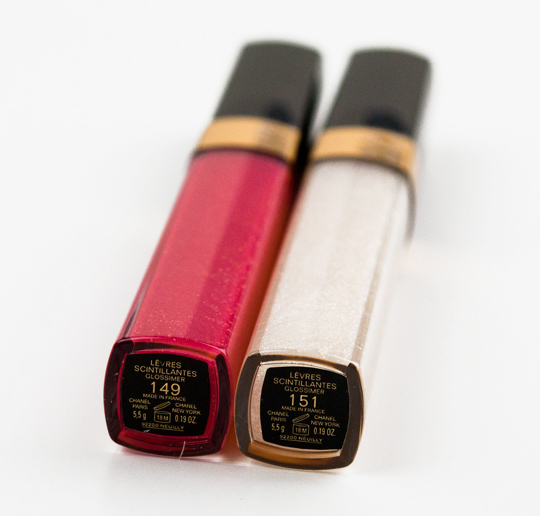 Chanel Glossimers for Spring 2011