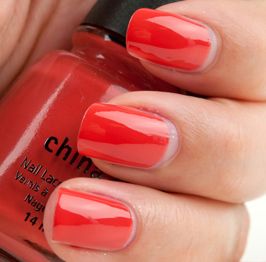 China Glaze Anchors Away Review, Photos, Swatches (Part 1)