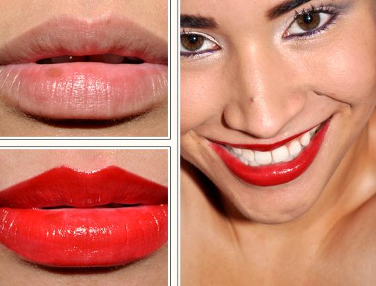Clarins Red Prodige Rouge Prodige Lipstick