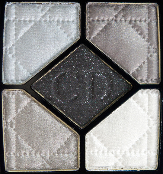 dior gris gris 034 eyeshadow palette review photos swatches. Black Bedroom Furniture Sets. Home Design Ideas