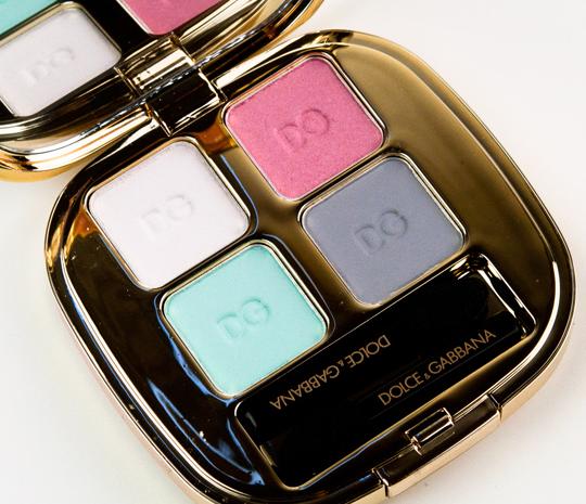 Dolce & Gabbana Eden Eyeshadow Quad