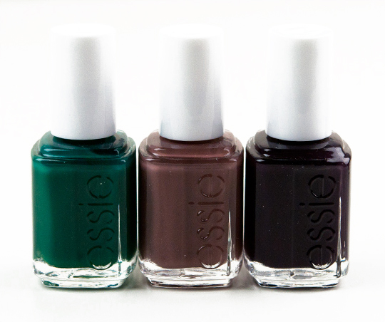 Essie Winter 2010 Collection Review, Photos, Swatches