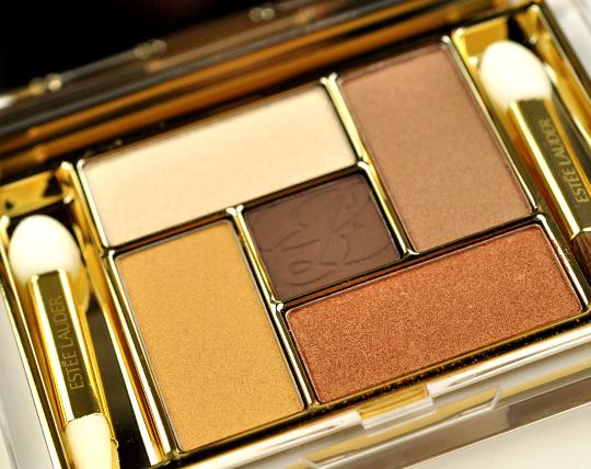 Estee Lauder Extravagant Golds Eyeshadow Palette