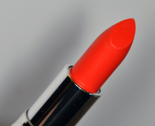 Givenchy Candide Tangerine Rouge Interdit Lipstick