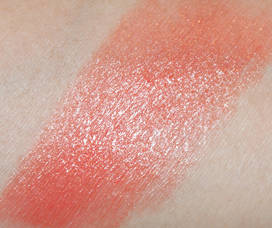 Guerlain Orange Euphorique Rouge G Lipstick