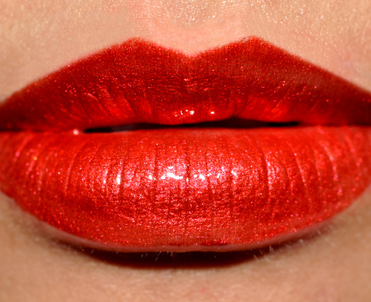 Rojo de labios Hourglass_siren003