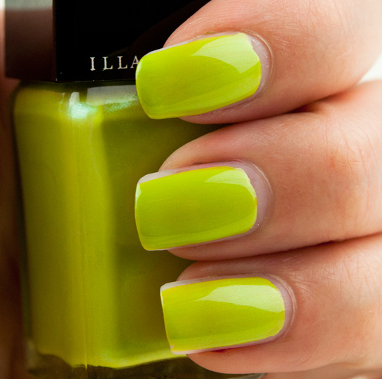 Illamasqua Radium Nail Varnish