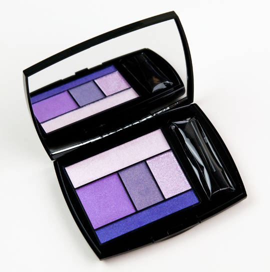 Lancome Amethyst Glam Shadow & Liner Palette