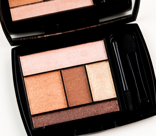 Lancome Bronze Amour Eyeshadow Palette Review, Photos ...