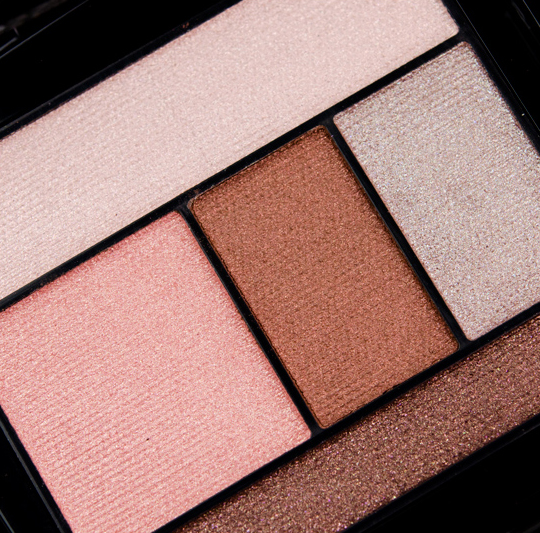 Lancome Coral Crush Eyeshadow Palette Review, Photos, Swatches