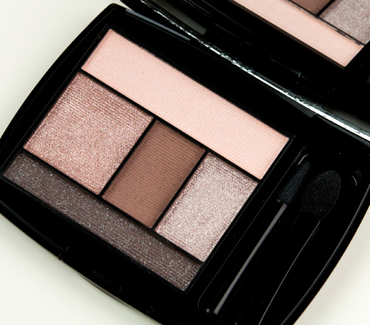 Lancome Taupe Craze Color Design Palette