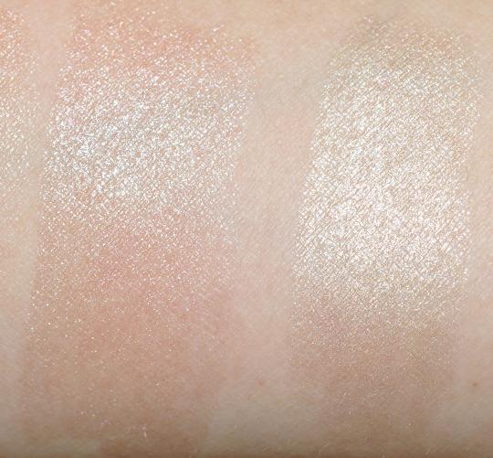 MAC Cham-Pale Lipsticks
