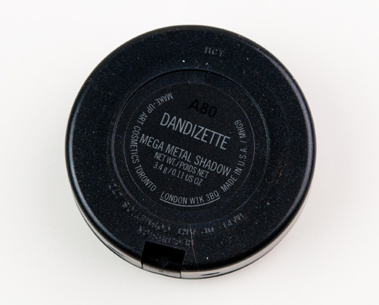 MAC Dandizette Mega Metal Eyeshadow