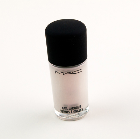 MAC Frayed to Order Nail Lacquer